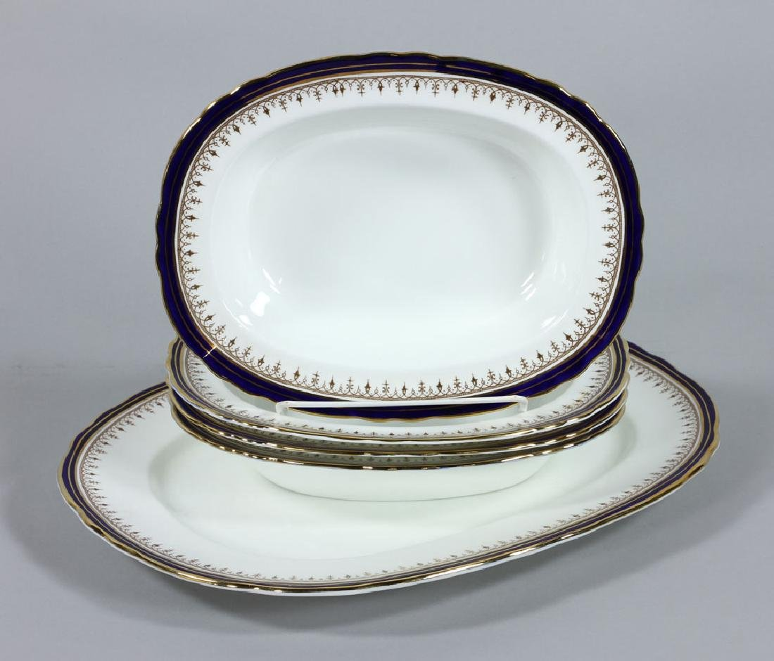 Set of Aynsley China Serving Set, 118 Pieces - 7
