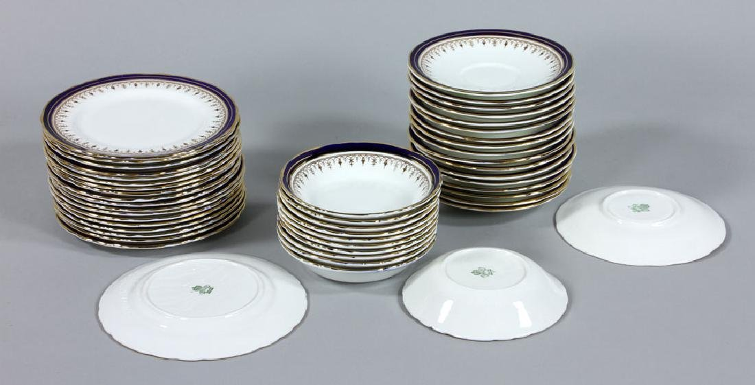 Set of Aynsley China Serving Set, 118 Pieces - 8