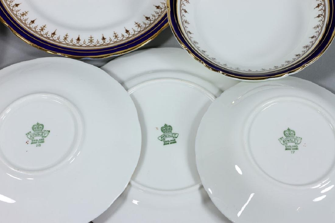 Set of Aynsley China Serving Set, 118 Pieces - 9