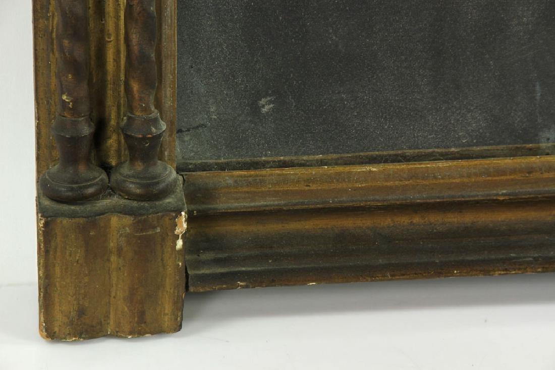 Late 18th/19th C. American Gilt Mirror - 7