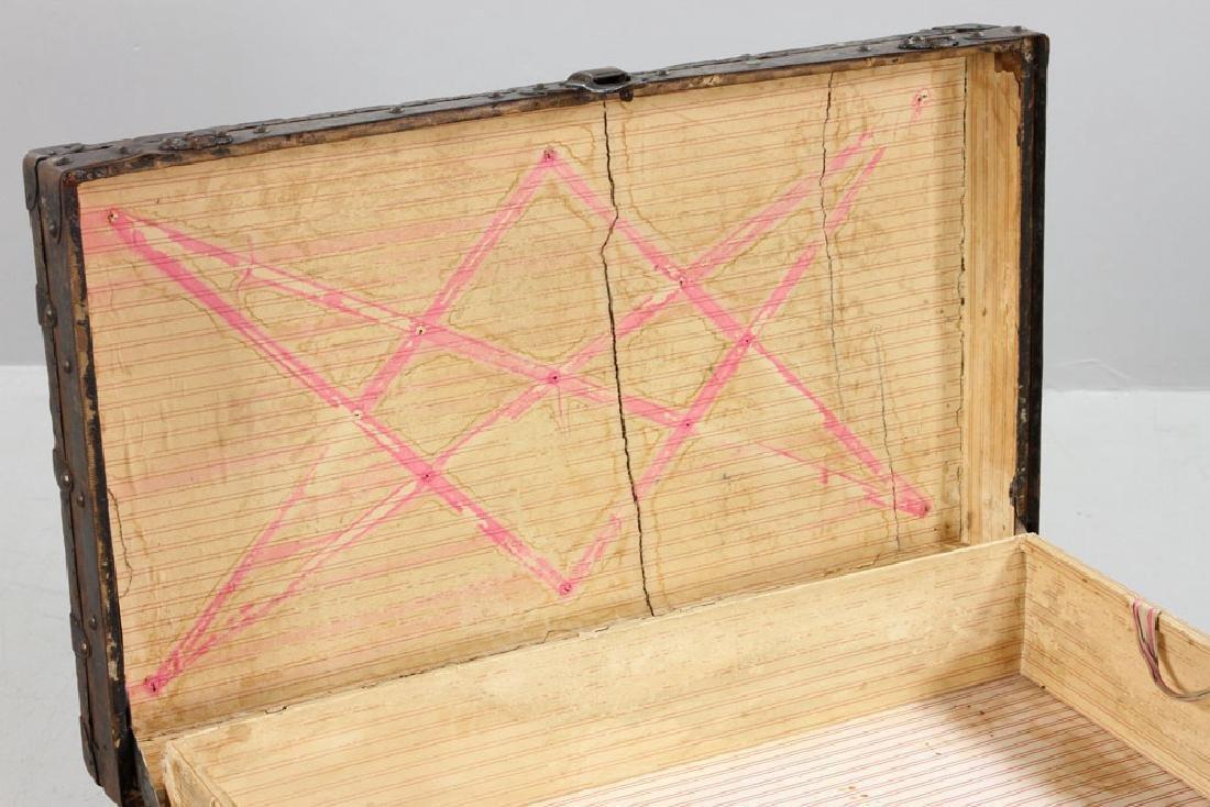 Louis Vuitton Damier Canvas Steamer Trunk - 4