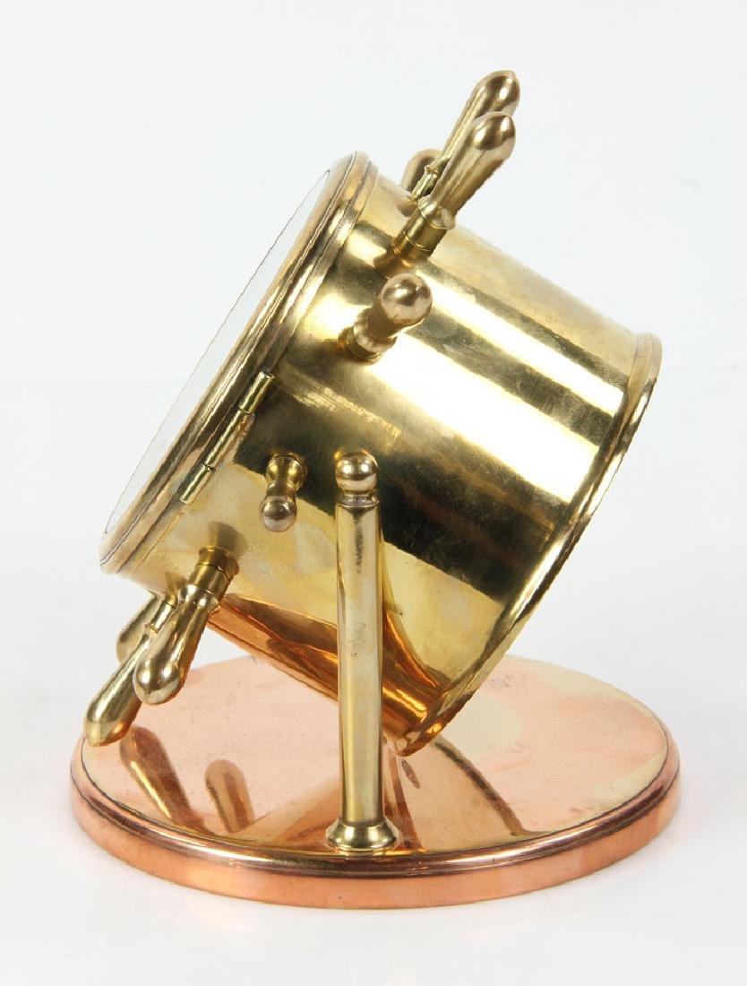 Chelsea Ships Bell Desk Clock - 3