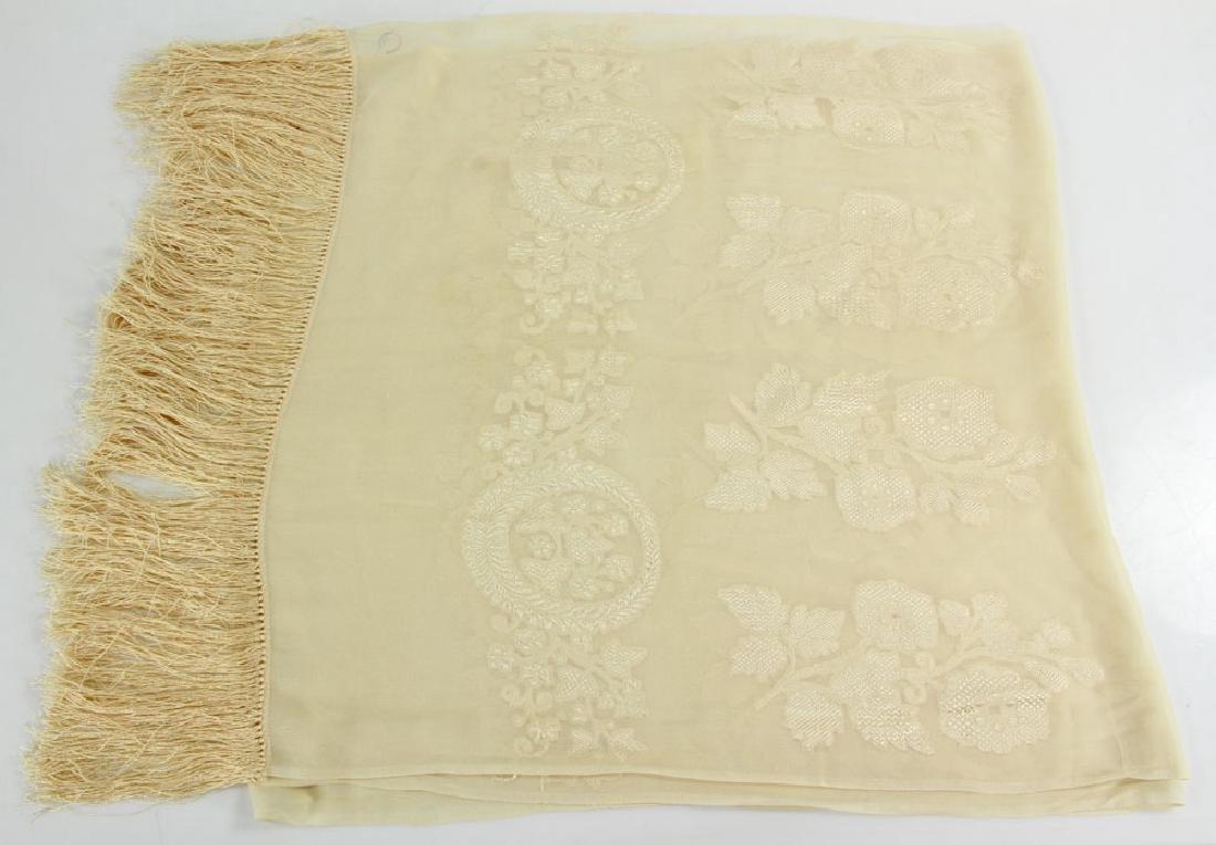 Two French Silk Scarves - 2