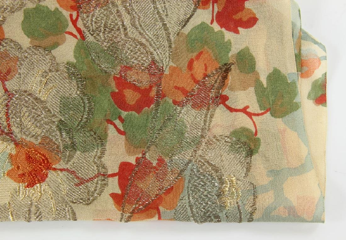 Two French Silk Scarves - 8