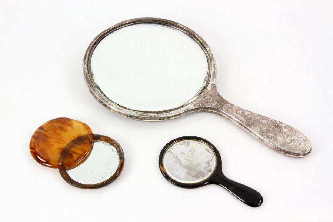 Miscellaneous Collection of Antique Tortoise Shell - 5