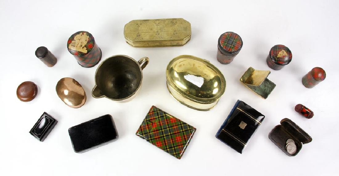 Collection of Small Miscellaneous Items