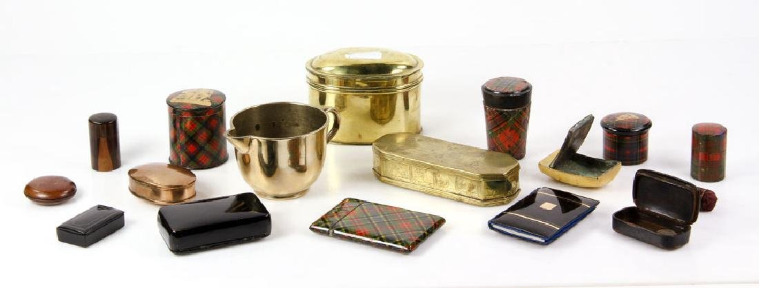 Collection of Small Miscellaneous Items - 2