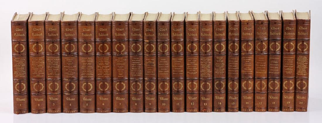 The Complete Writings of Elbert Hubbard, Author's