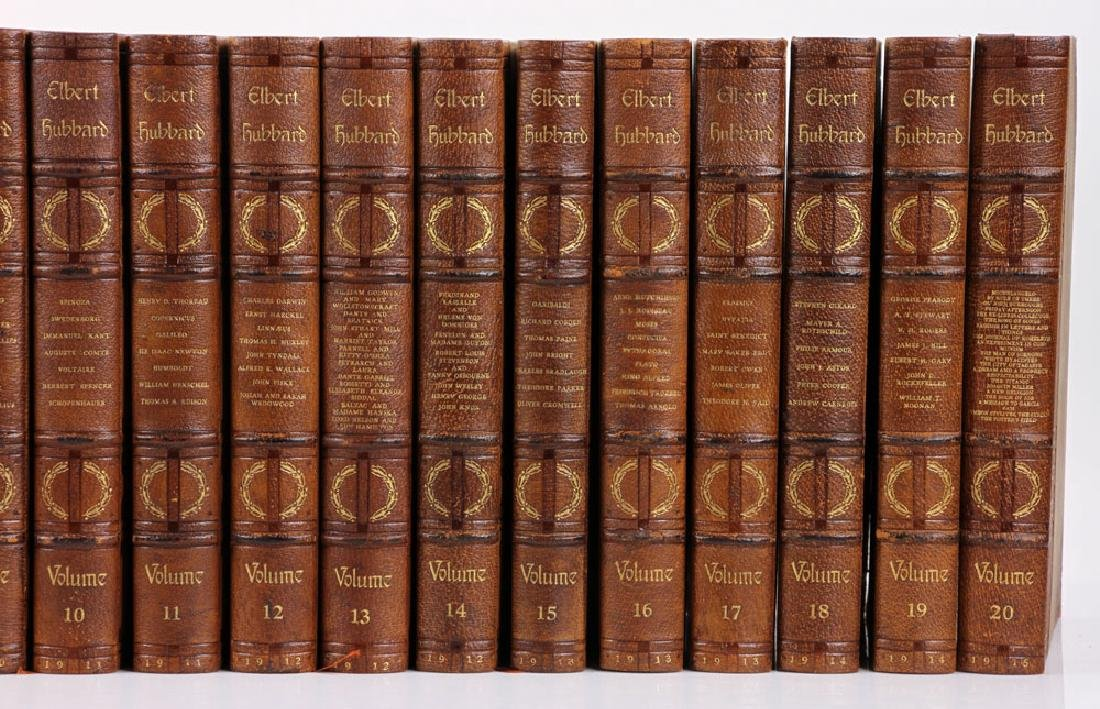 The Complete Writings of Elbert Hubbard, Author's - 3