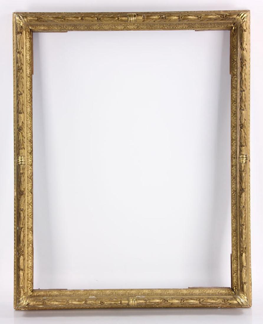 19th C. Gilt Frame