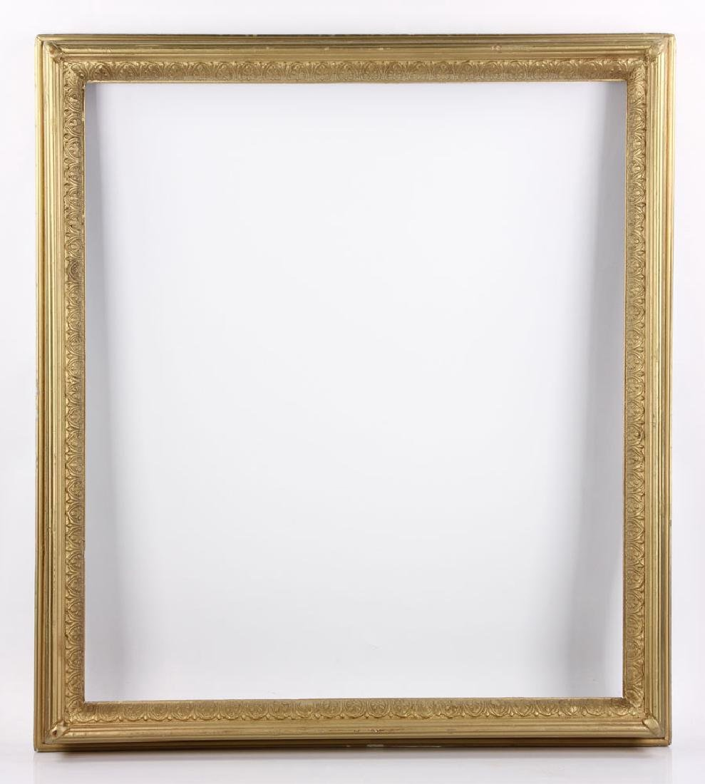 19th C. Gilt Frame