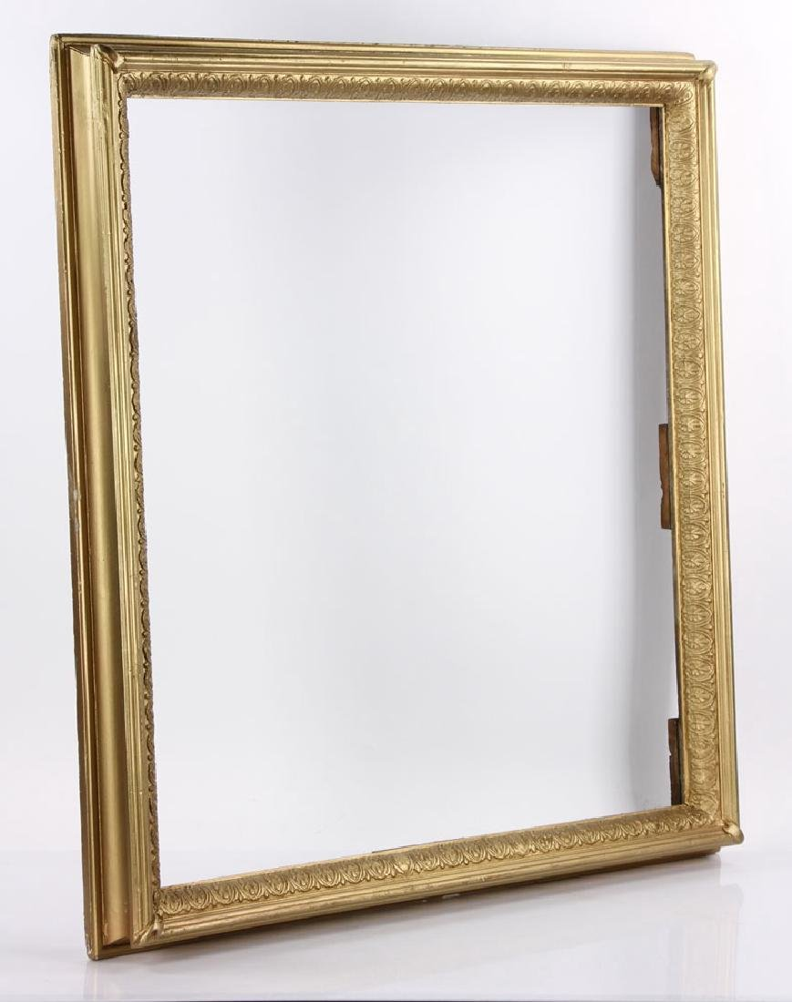 19th C. Gilt Frame - 2