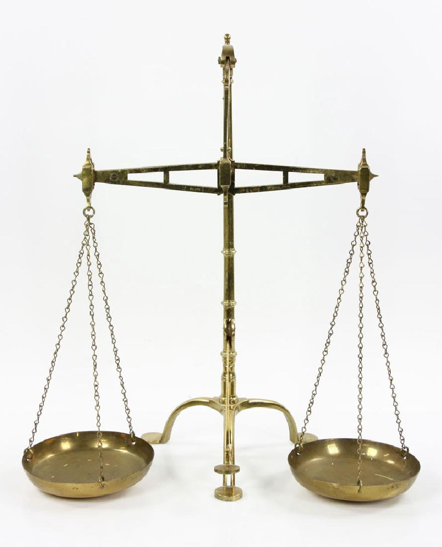 Hunt & Co. Balance Scale