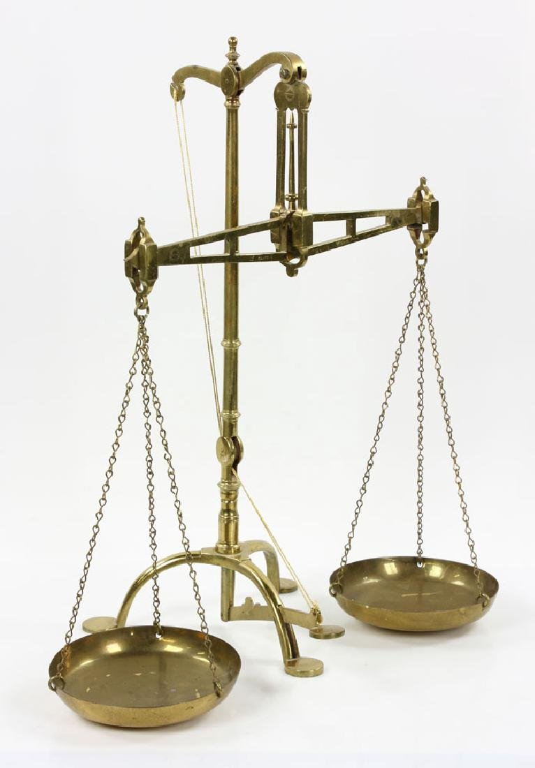 Hunt & Co. Balance Scale - 2