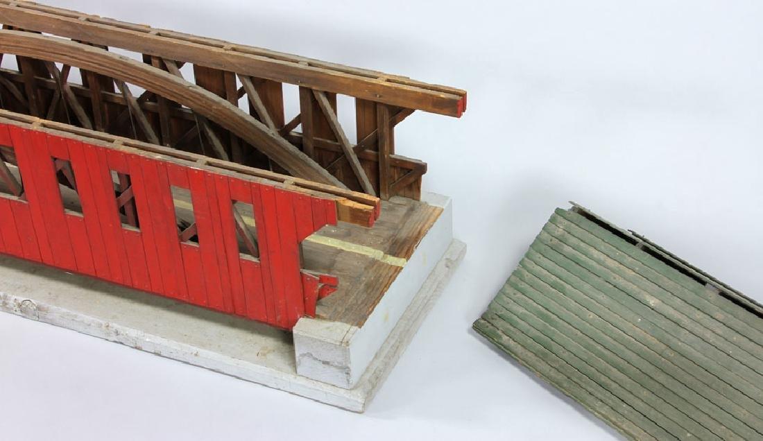 New Hampshire Covered Bridge Model - 4