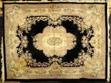 Chinese Sculptured Carpet