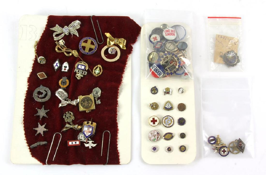 Collectable Pins, Badges and Buttons - 4