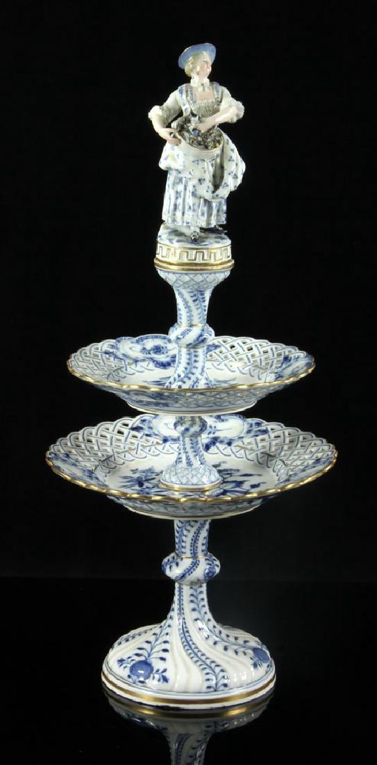 Meissen Porcelain Centerpiece