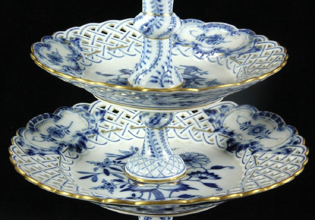 Meissen Porcelain Centerpiece - 4