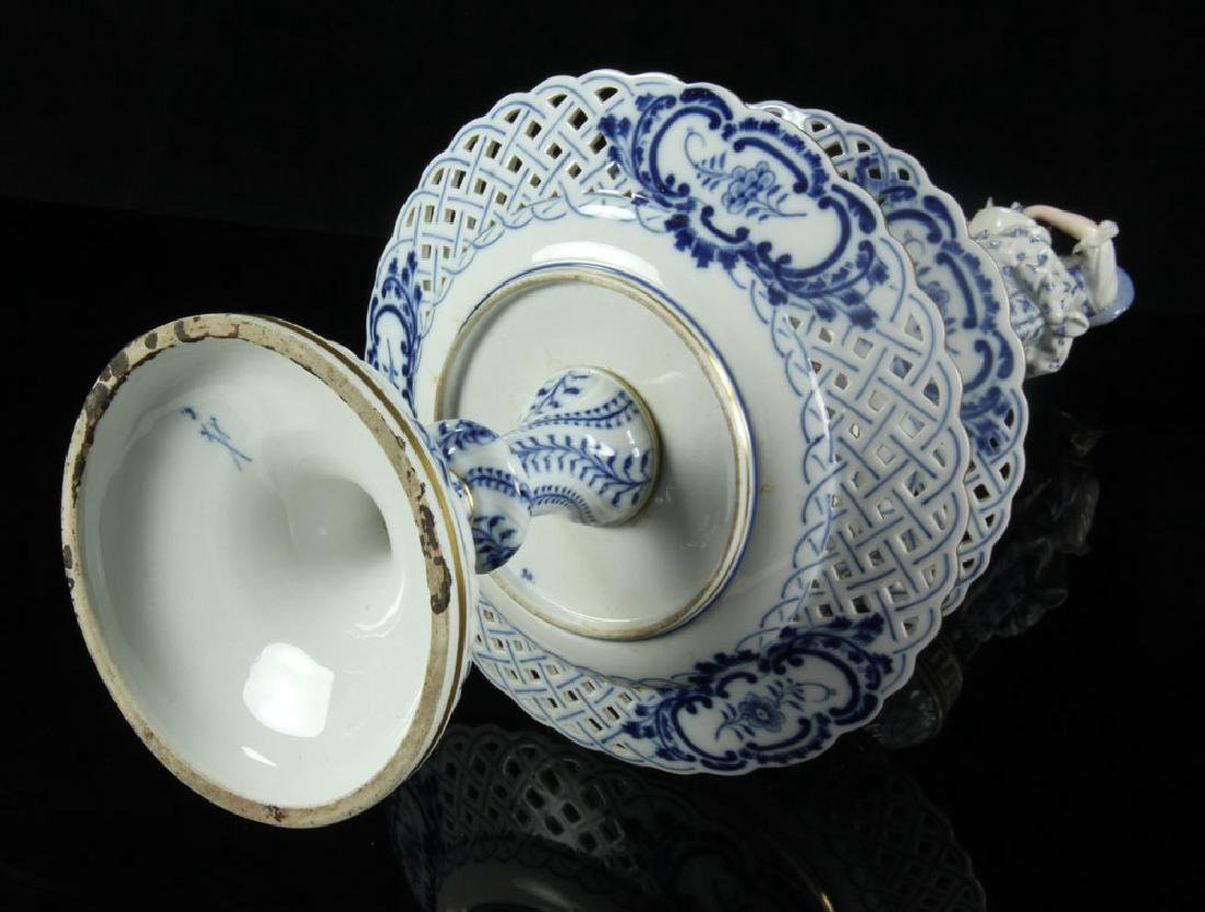 Meissen Porcelain Centerpiece - 7