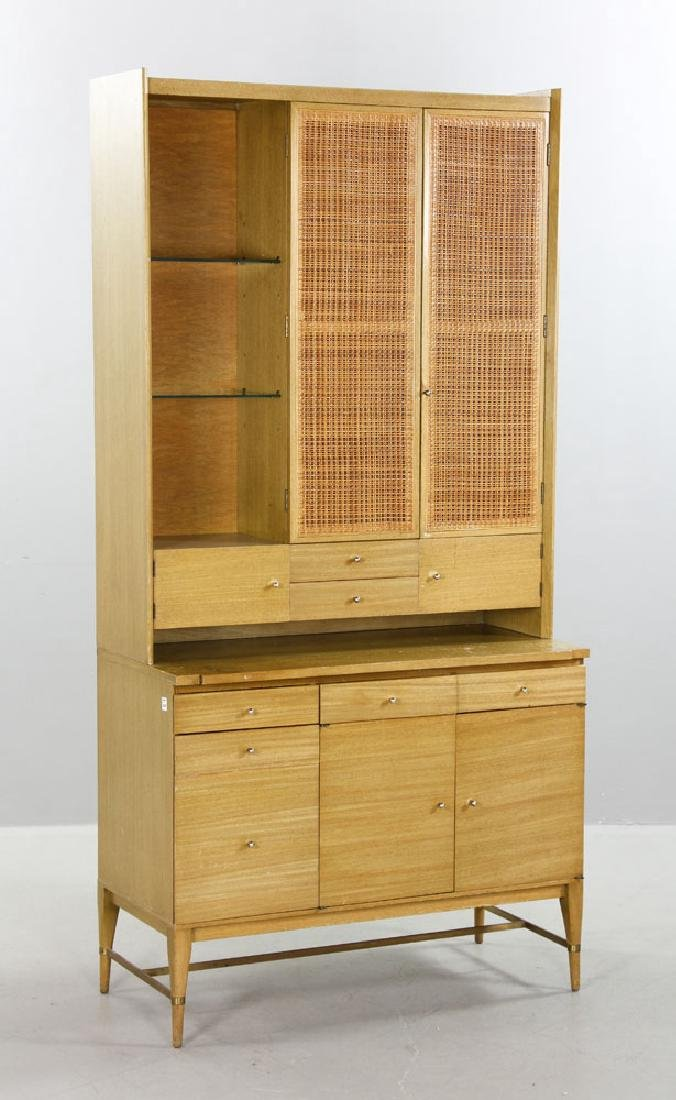 Mid-Century Modern Dresser and Cabinet