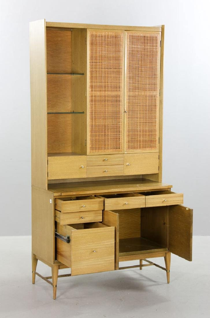 Mid-Century Modern Dresser and Cabinet - 3