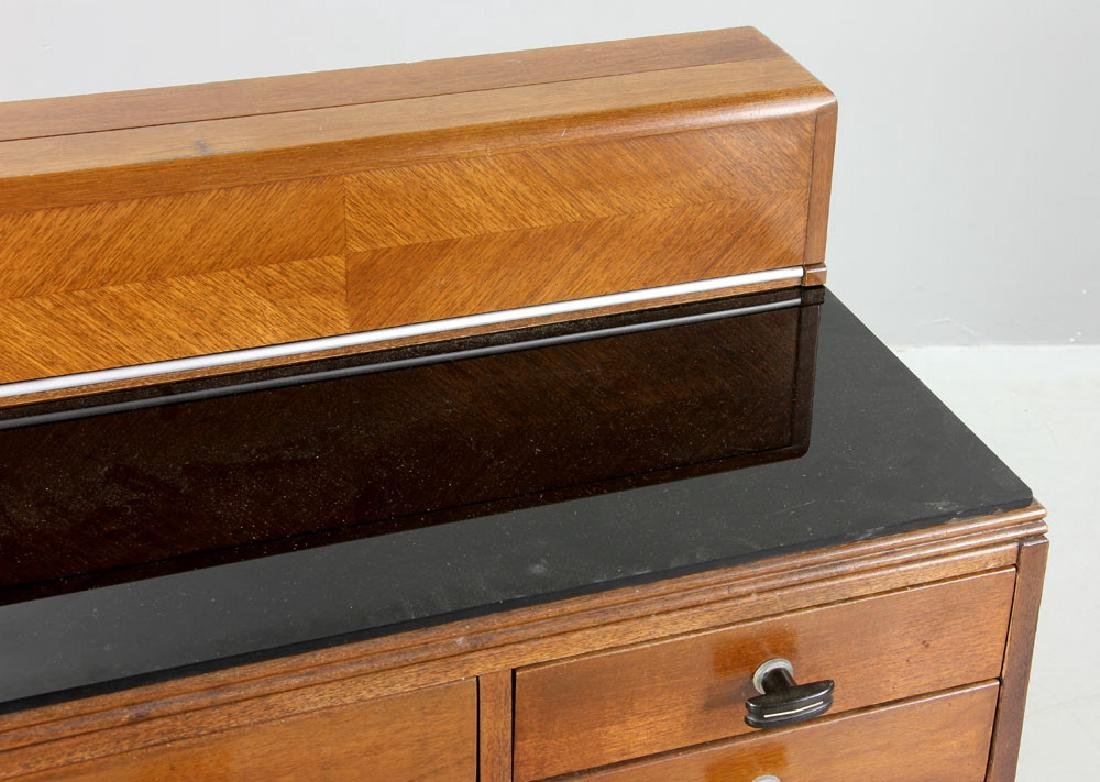 Art Deco Parquetry Cabinet - 4