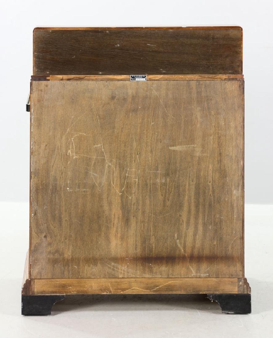Art Deco Parquetry Cabinet - 5