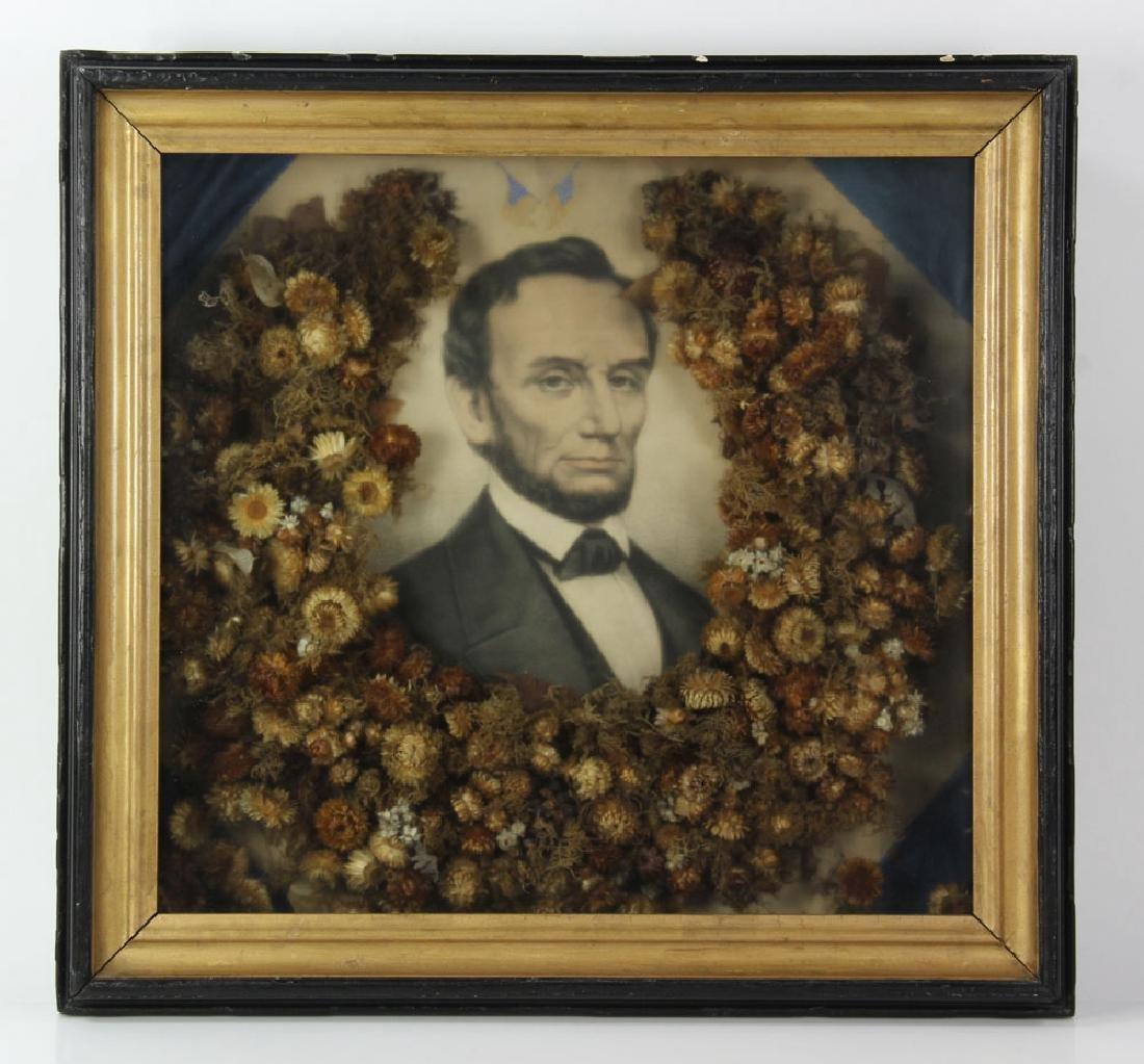 President Lincoln Memorial Wreath