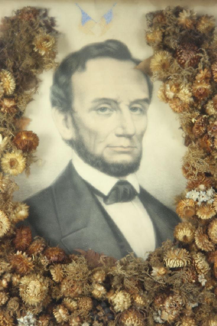 President Lincoln Memorial Wreath - 4
