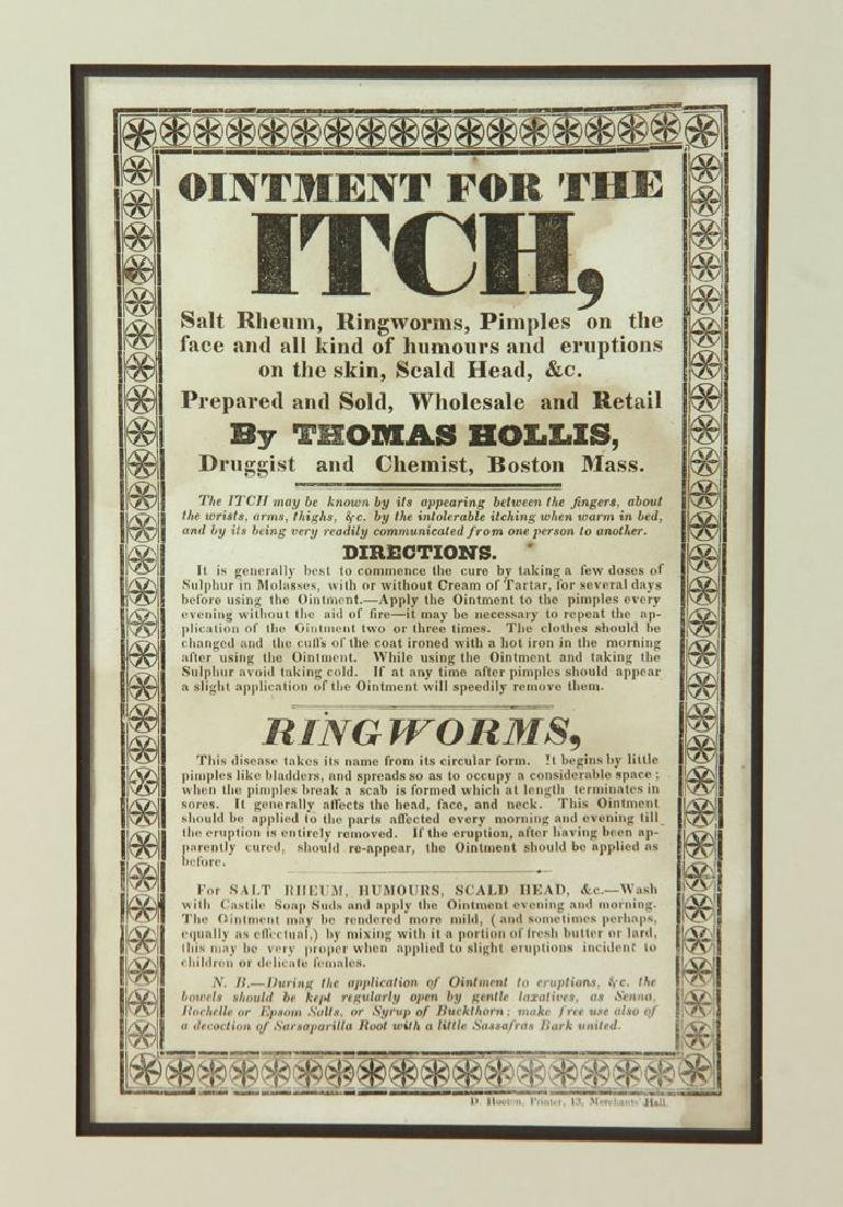 Two 19th C. Quack Remedy Advertisements - 5