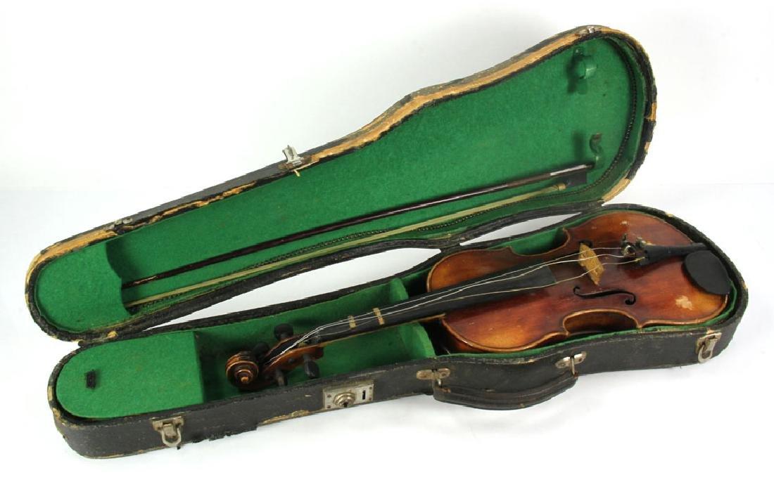 A. Heberlein German Violin