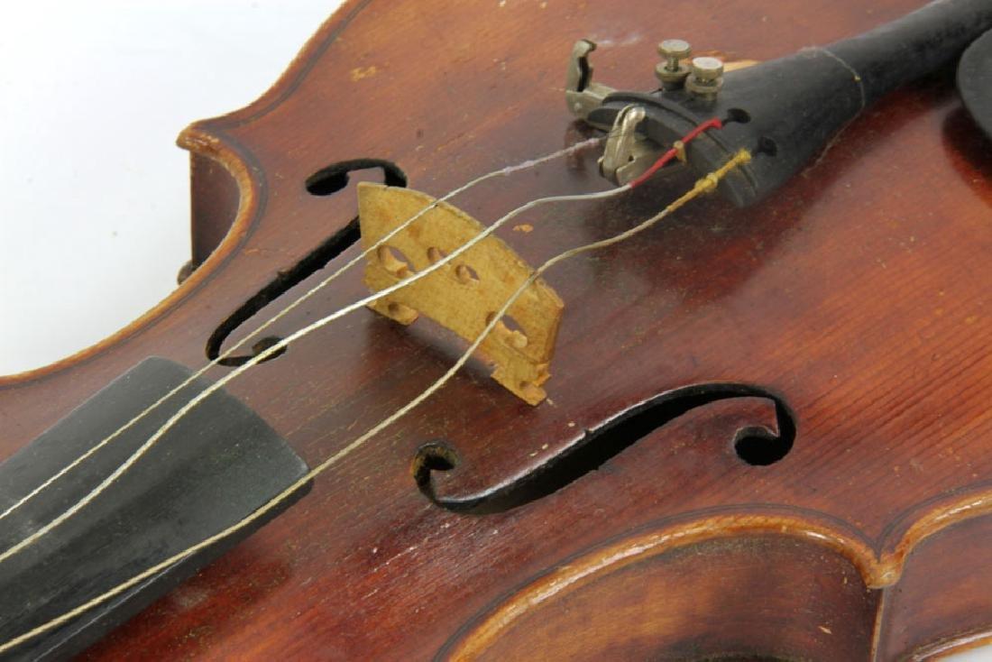 A. Heberlein German Violin - 4