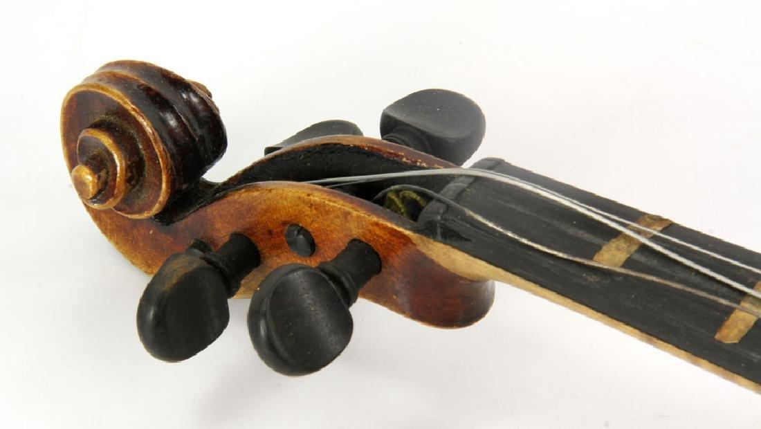 A. Heberlein German Violin - 5