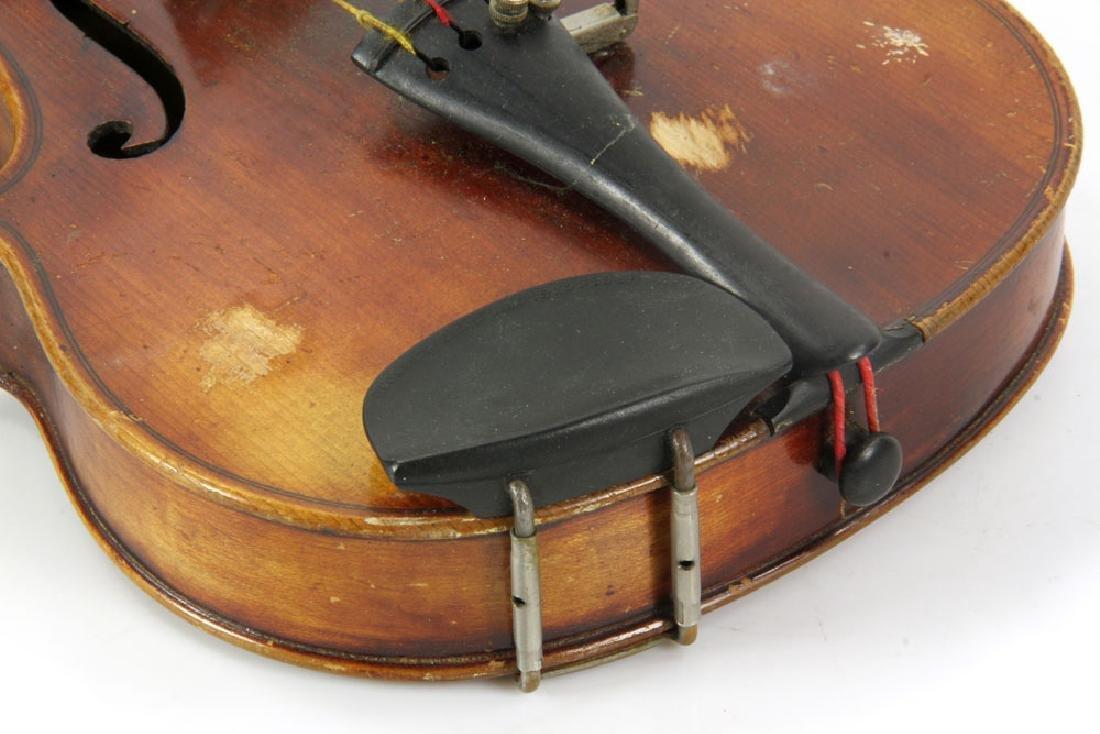 A. Heberlein German Violin - 6