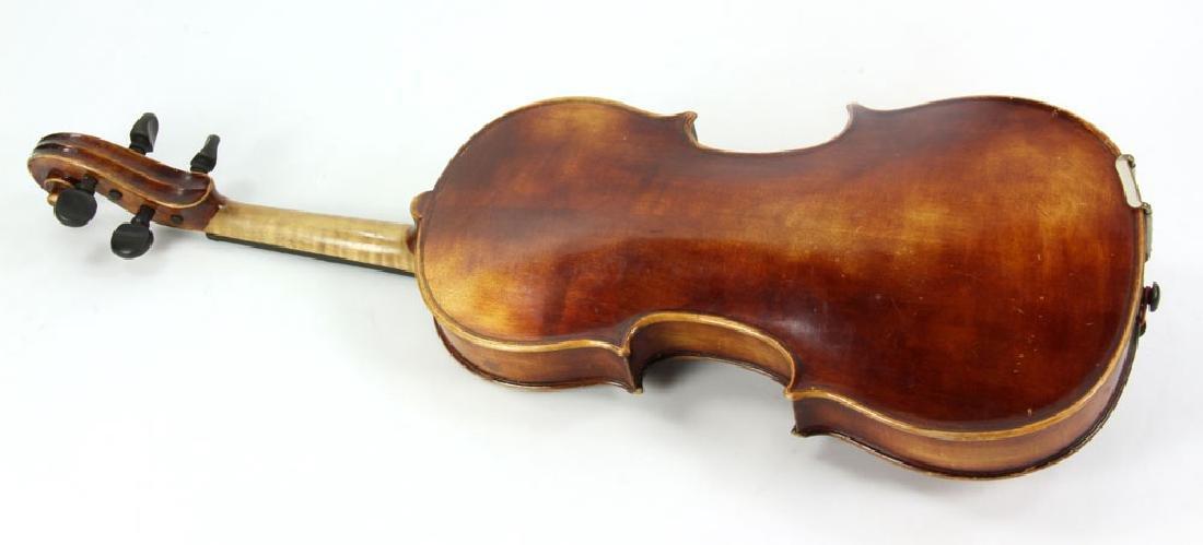 A. Heberlein German Violin - 7