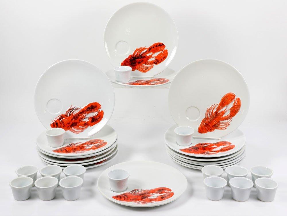 Italian Lobsterware - 3