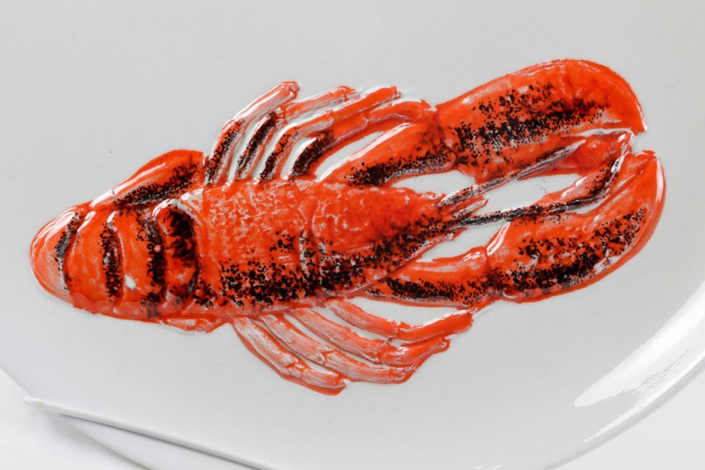 Italian Lobsterware - 5