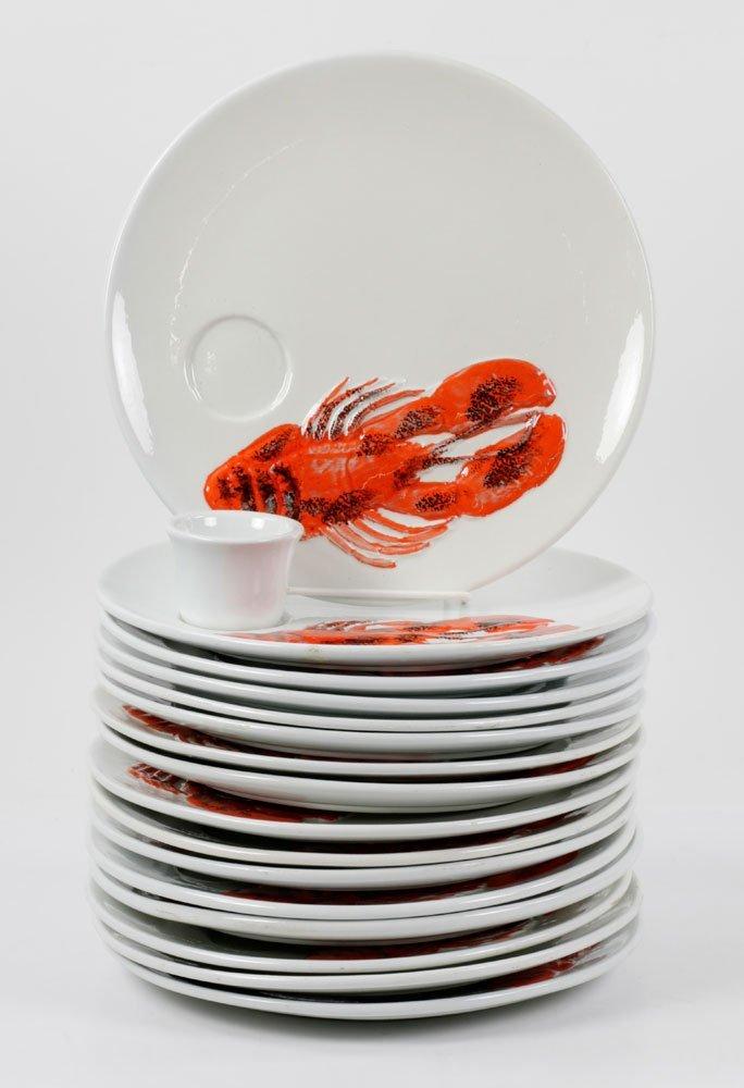 Italian Lobsterware - 8