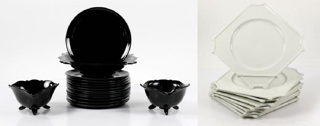 Italian Plates and Bowls