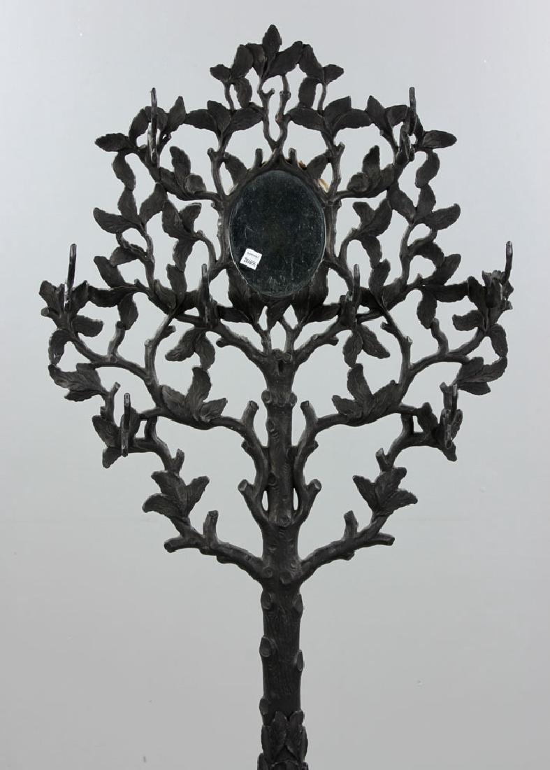 Victorian Wrought Iron Umbrella Stand - 2