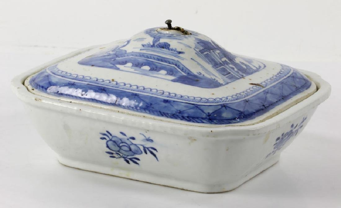 Lot of 19th C. Chinese Cantonware - 5