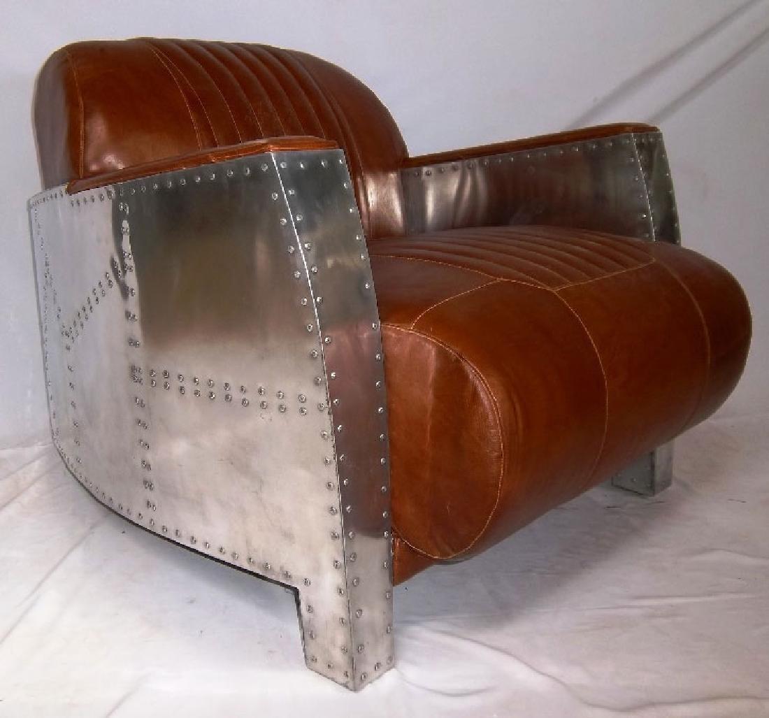 Designer Aviator Armchair