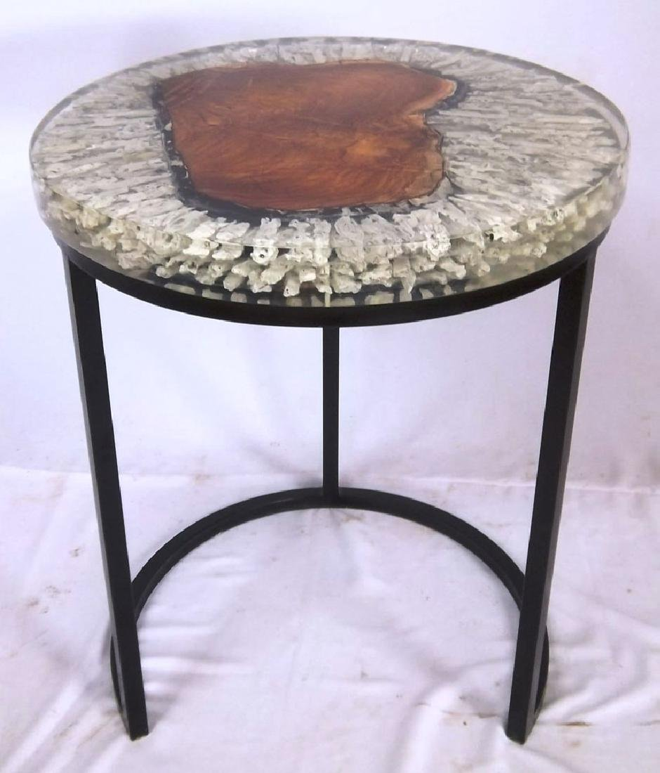 Designer Acrylic Table