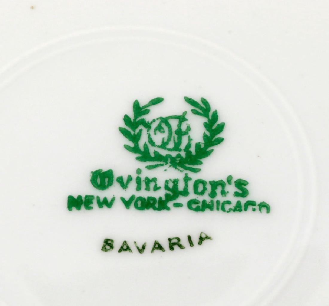 Bavarian Gold Dinner Plates - 10