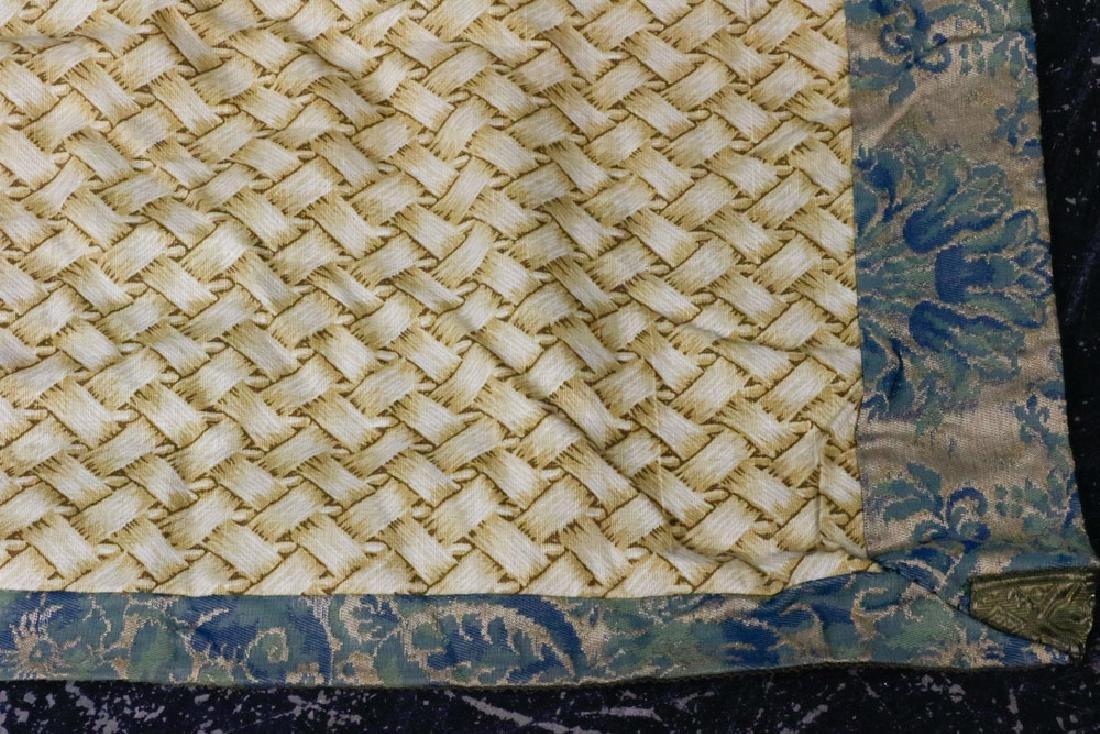 Fortuny Fabric Window Dressings - 5
