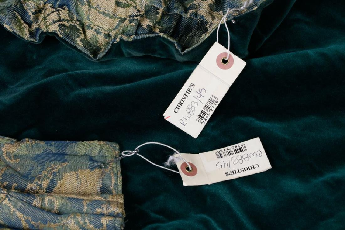 Fortuny Fabric Window Dressings - 8