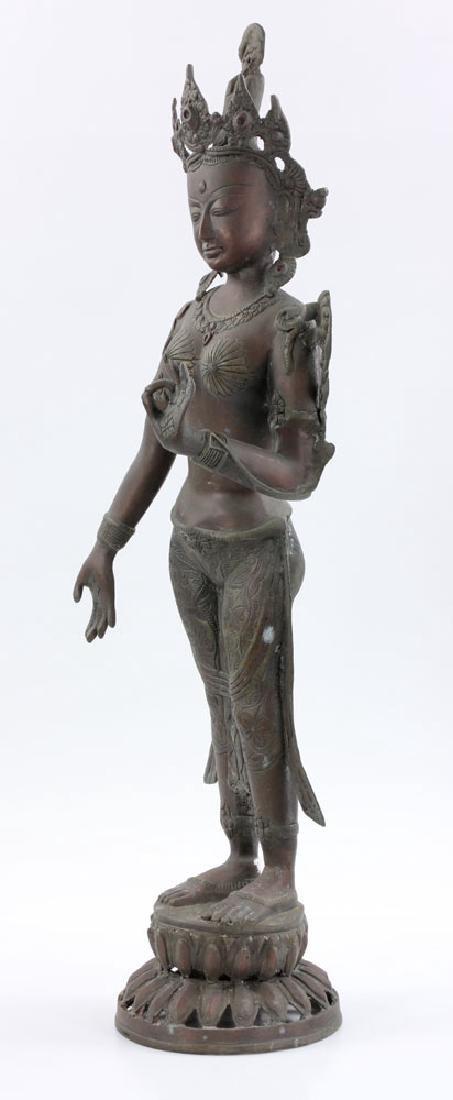 Bronze Figure of Shiva - 3