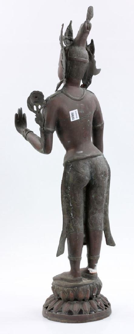 Bronze Figure of Shiva - 4