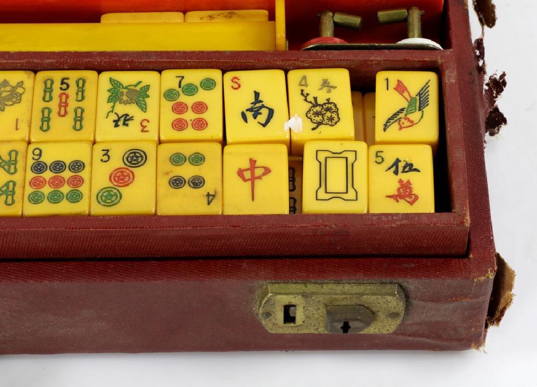 Chinese Mahjong Set - 2